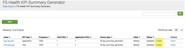 Configuring and Optimizing the F5 Analytics App's KPI